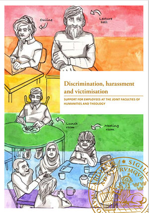 Discrimination, harassment and victimisation - guide for employees